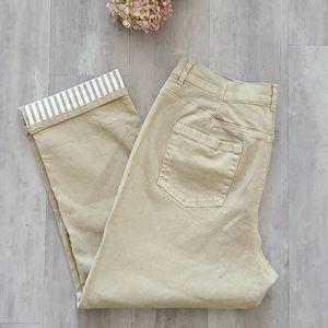 DG2 Stretch Cropped Pants